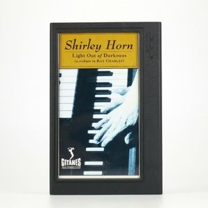 Shirley Horn Light Out Of Darkness Jazz Cassette